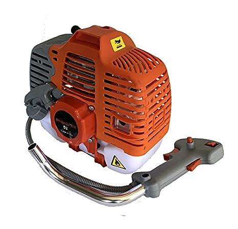 Motor 2 tiempos desbrozadora ahoyador 52cc: Amazon.es: Bricolaje y ...