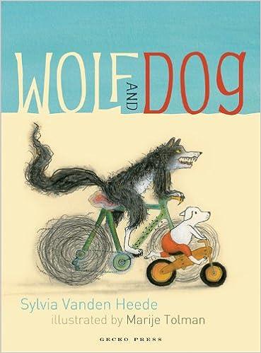 Kostenloser MP3-Ebook-Download Wolf and Dog (Gecko Press Titles) 1877579475 PDF DJVU FB2 by Sylvia Vanden Heede