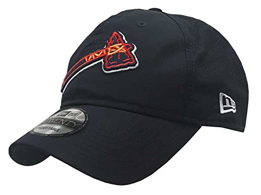 Amazon.com  New Era MLB Atlanta Braves Batting Practice Baseball Hat ... 31f3509f7a2