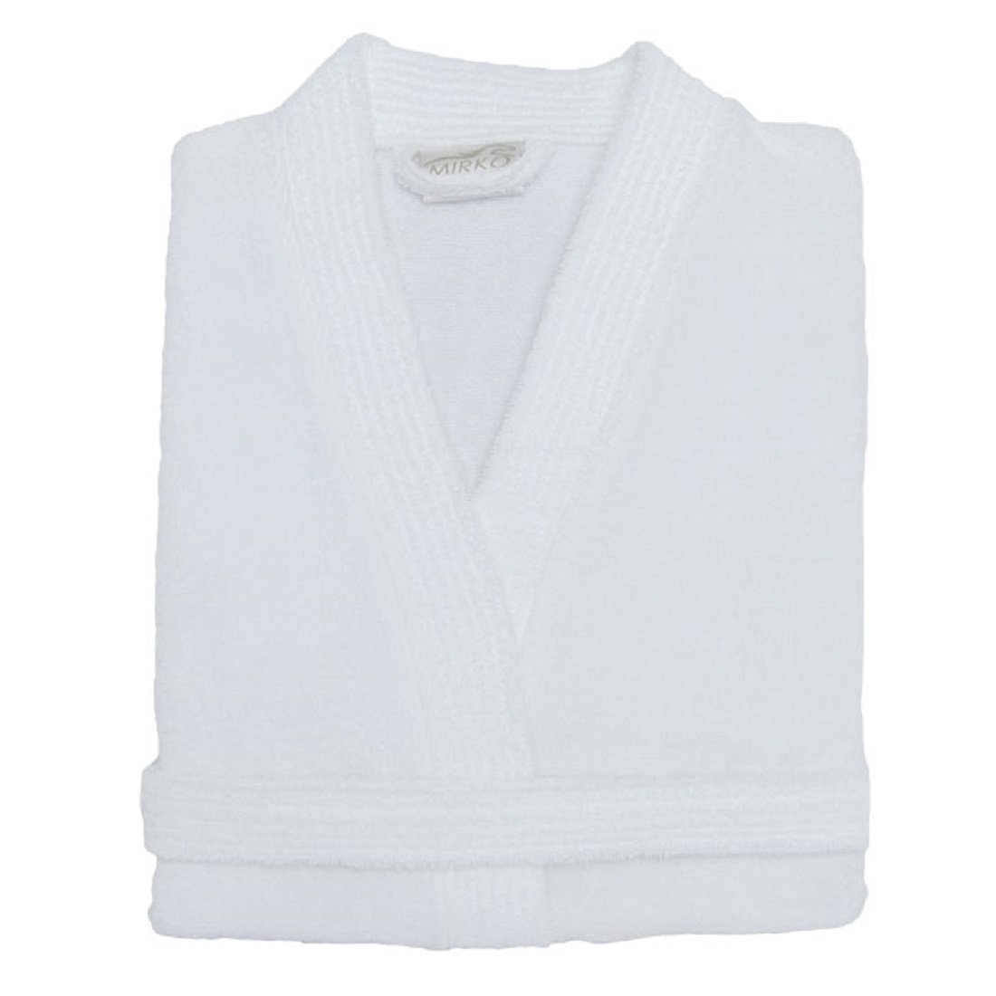 Terry Cloth Bathrobe%100 Cotton Men's Women's White Robe Best Gift for Her