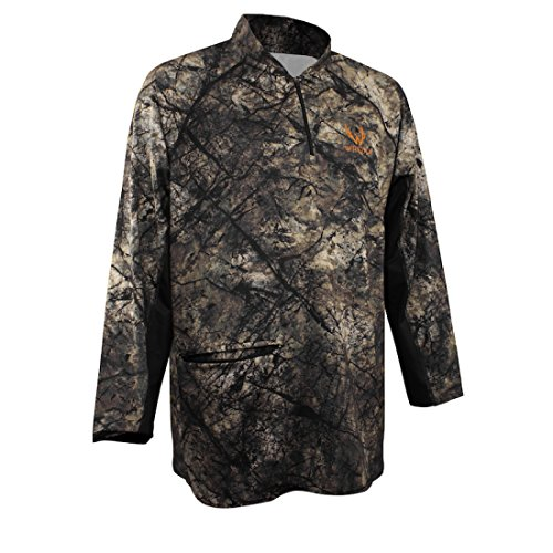 Wroxx Performance Hunting Wild Woods Long Sleeve Shirt. Comes packaged in a free Wroxx Tackle Box XL