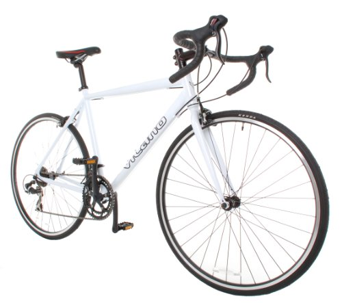 Vilano Shadow Road Bike, Small, White