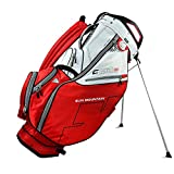 Sun Mountain C-130S Stand Golf Bag, Red/White/Black