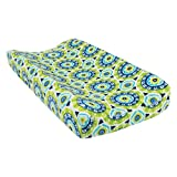 Trend Lab Plush Changing Pad Cover, Multi Waverly Solar Flair