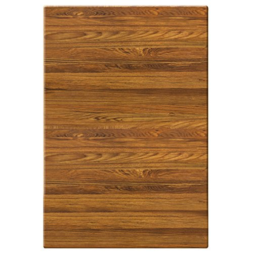 Duratop 28'' x 44'' Table Top in Teak by Contract Style