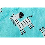 Genio-Baby-Sherpa-Fleece-Baby-Blanket-Unisex-30-x-40-Soft-Perfect-for-Swaddling-and-Strolling-Fluffy-for-Boys-and-Girls-Baby-Blue