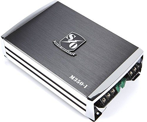 Price comparison product image Sound Ordnance M350-1 350W x 1 at 2 Ohms Car Amplifier