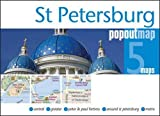 St Petersburg PopOut Map (PopOut Maps)