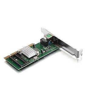 Netis System AD-1102 Adaptador y Tarjeta de Red Ethernet 1000 Mbit/s Interno - Accesorio de Red (Interno, Alámbrico, PCI, Ethernet, 1000 Mbit/s, ...