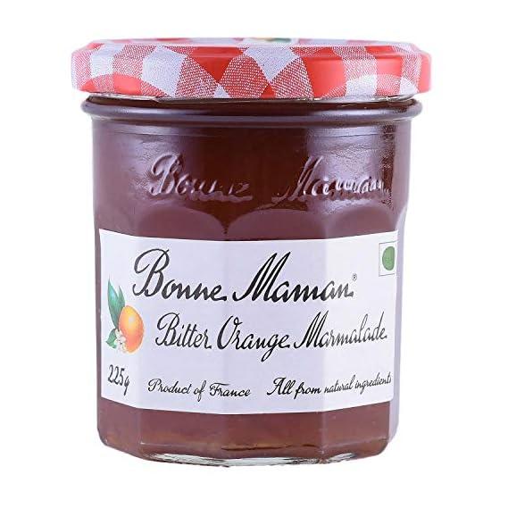 Bonne Maman Orange - Marmalade, Jam Jar, 225 g