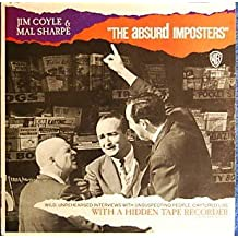 The Absurd Imposters-Interviews With A Hidden Tape Recorder LP