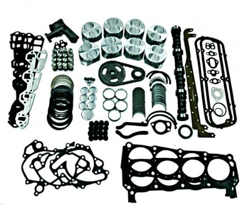 Ford 302 1968 thru 1972 Master Overhaul Kit Pistons Rings Bearings Camshaft LIfters