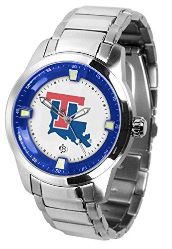 Bulldogs Tech Louisiana Sport Watch (Louisiana Tech Bulldogs Titan Steel Watch)