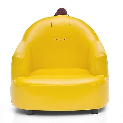 Amazon.com: TXXM Barstools Childrens Small Sofa PU Leather ...