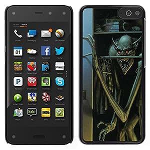 LECELL--Funda protectora / Cubierta / Piel For Amazon Fire Phone -- Boogie Man Niños de Halloween --
