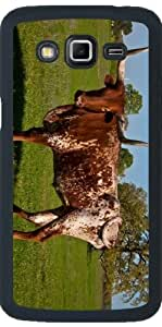Funda para Samsung Galaxy Grand 2 (SM-G7105) - Longhorns De Texas by loki1982