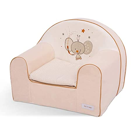 Amazon.com: Little Girl Little Boy - Sillón de espuma para ...