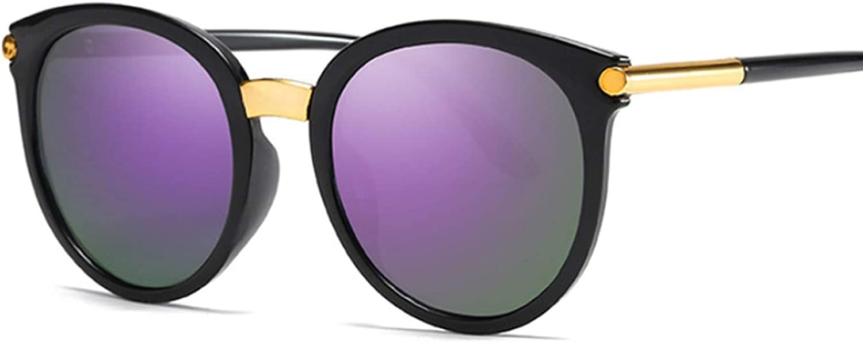 Amazon Com New Vintage Black Cat Eye Sunglasses Women Fashion Brand Designer Mirror Cateye Sun Glasses Uv400 Purple Clothing