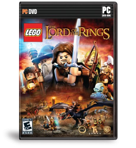 LEGO Lord of the Rings - PC (Lego Lord Of The Rings Video Game)