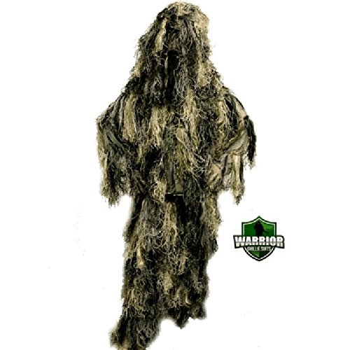 Arcturus Warrior Ghillie Suit (Woodland, Kids)