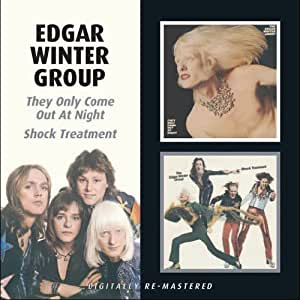 Edgar Winter -  They Only Come Out At Night / Shock Treatment