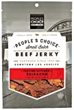 People's Choice Beef Jerky - Tasting Kitchen - Sriracha - Gourmet Handmade Craft Meat Snack - 2.5 OZ Bag
