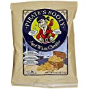 Pirate's Booty Aged White Cheddar, 0.5 Ounce (Pack of 60)