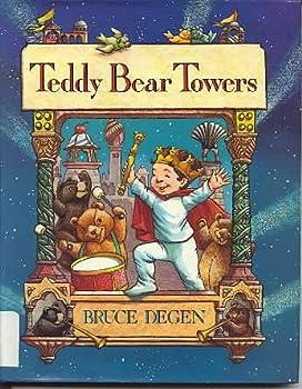 Teddy Bear Towers 0060214201 Book Cover