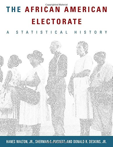 Books : The African American Electorate Vol.1 & 2