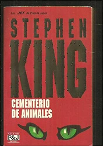 Cementerio de Animales (Spanish Edition): Stephen King: 9788401499845: Amazon.com: Books