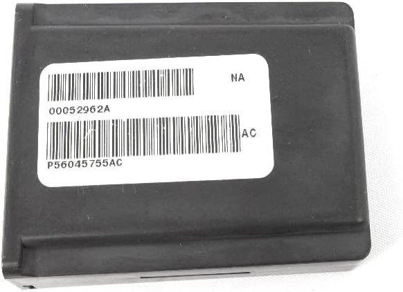 Genuine Chrysler 56045755AC Keyless Entry Module