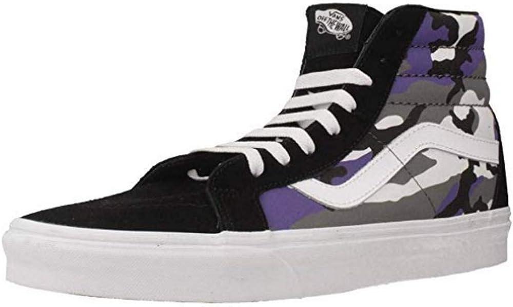 Vans Sk8 Hi Pop Camo Skate Shoe (9.5