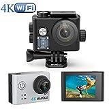 Best Waterproof Camcorders - Action Camera, Wimius 4K Wifi Sport Camera Waterproof Review