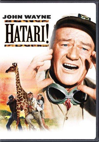 Buy hatari dvd movie