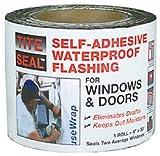 Tite Seal Self-Adhesive Waterproof Flashing 4 '' X 33 '