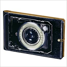 Amazon.com: Vintage Camera Photo Album (7445803047273): Galison: Books