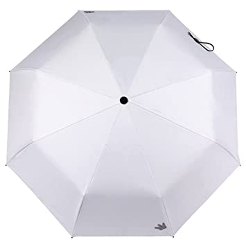 Patrón De Corona Simple Paraguas Ligero Protector Solar Lluvia A ...