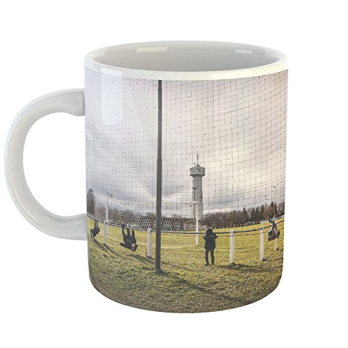 Westlake Art - Stade Play - 15oz Coffee Cup Mug - Modern Picture Photography Artwork Home Office Birthday Gift - 15 Ounce