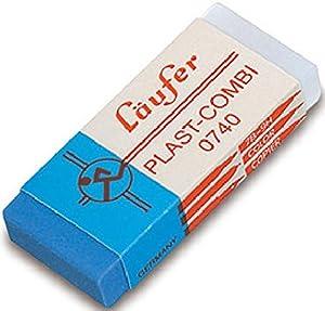 Radierstift Läufer Florett für Blei- und Farbstifte(Liefermenge=2)