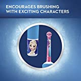 Oral-B Kids Electric Toothbrush Featuring