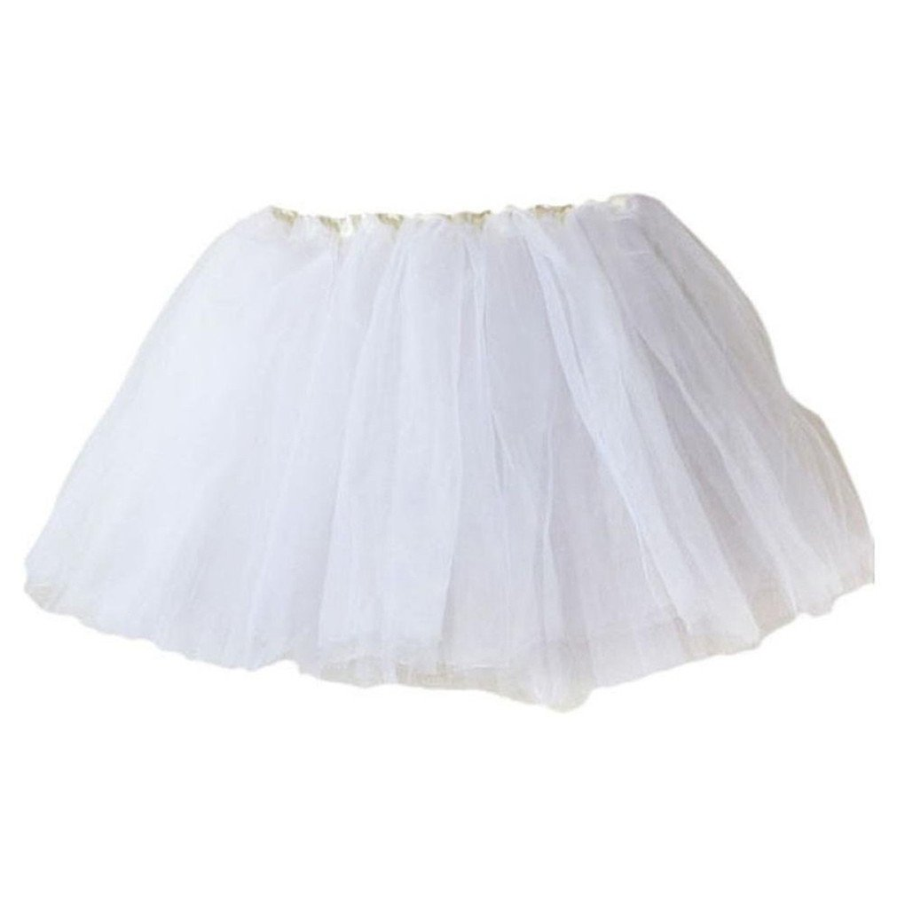 05b3650ee06c pu ran Cute Girl Princess Fancy Fluffy Dancewear Party Tutu Skirt ...