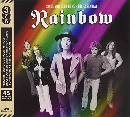 Since You Been Gone: The Essential Rainbow (The Best Of Rainbow)