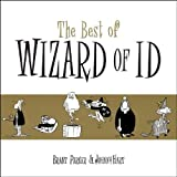 img - for The Best of the Wizard of Id by Brant Parker (2009-11-10) book / textbook / text book
