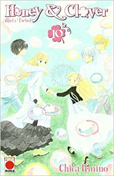 Book Honey and clover 10 (comic)