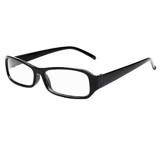 Amazon.com: FancyG® Vintage Inspired Classic Rectangle Glasses Frame ...