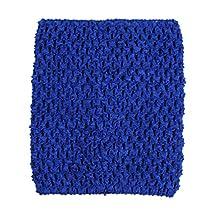 "Wholesale Princess 6"" Crochet Tutu Top (Royal)"