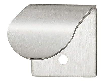 Manija de Muebles ACERO inox. kantengriff h1835 spiegel ...