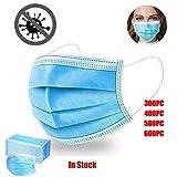 300/400/500/600PCS Anti Pollution Disposable Face