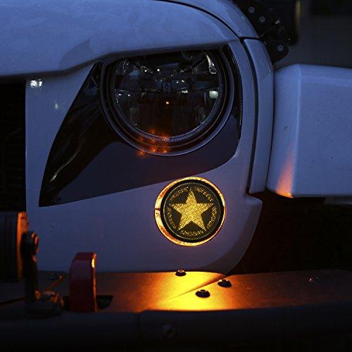 Сигнал поворота сборки Opar Five Stars