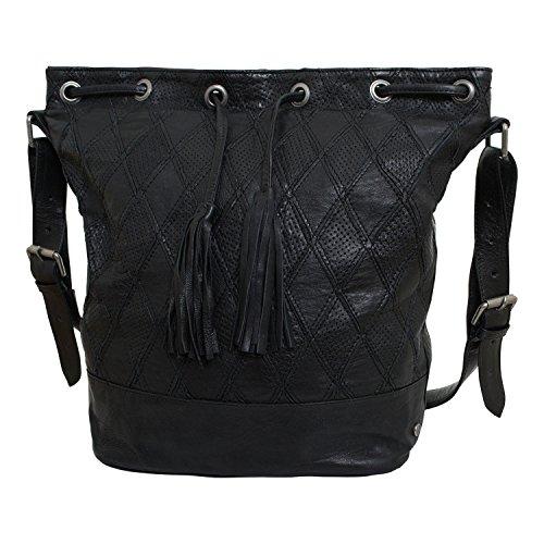 another Bag - Bolso al hombro para mujer Negro diamond black